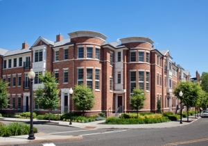Palmer Square is an office, retail and residential development near Princeton University. Photo: Taylor Photo