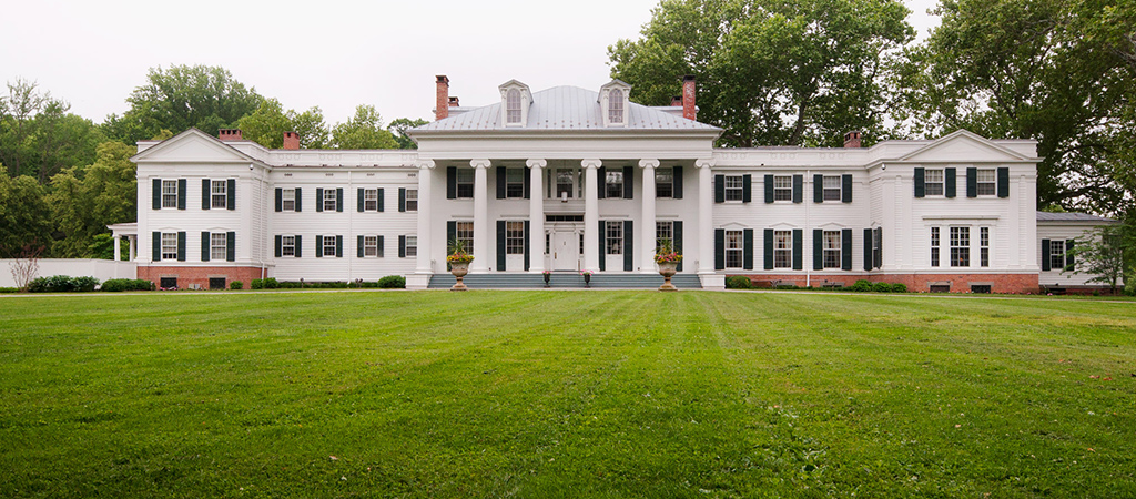 When In The Ivy League Town Of Princeton, Explore Drumthwacket, The  Official Residence Of The Governor Of New Jersey. In Fact, Drumthwacket Is  One Of The ...